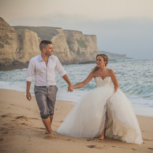 Trash The Dress Praia